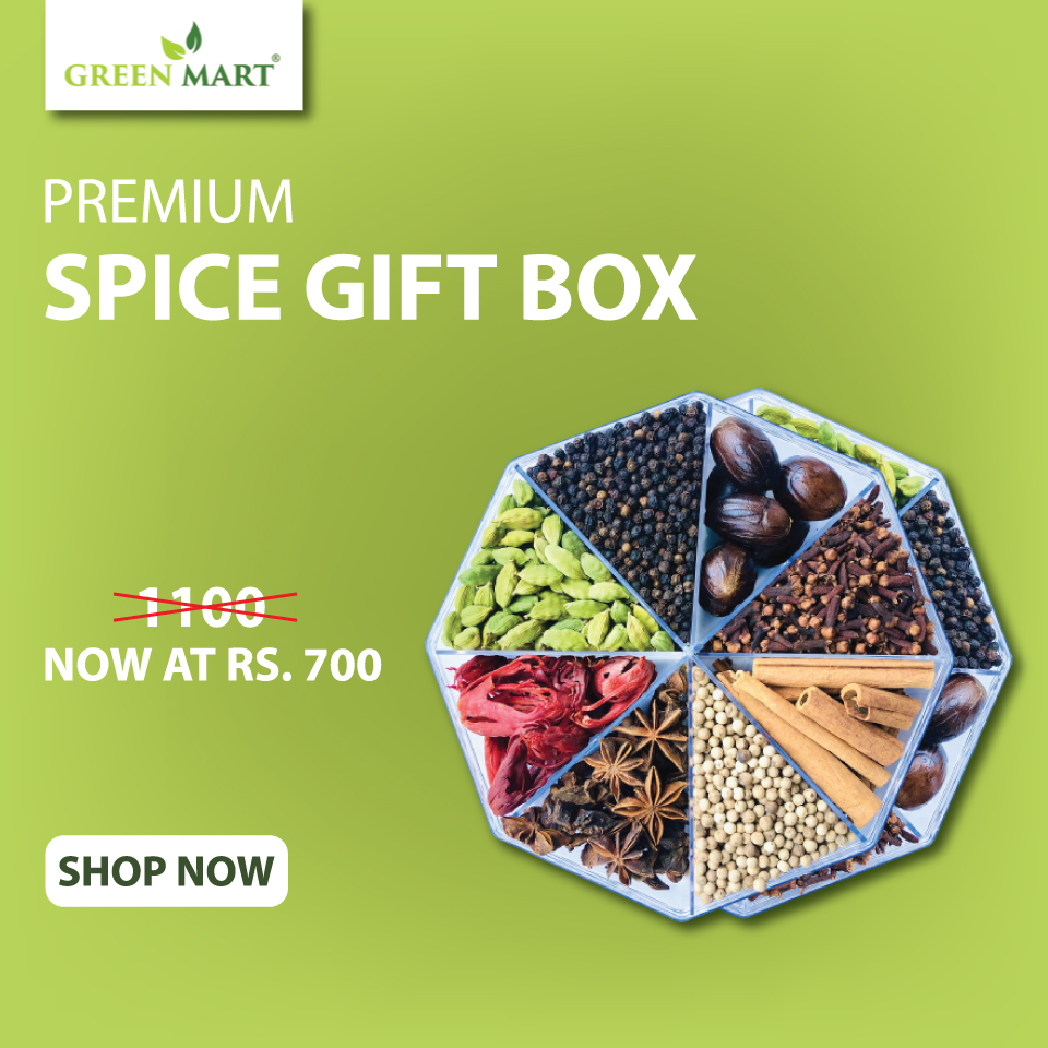spices gift box